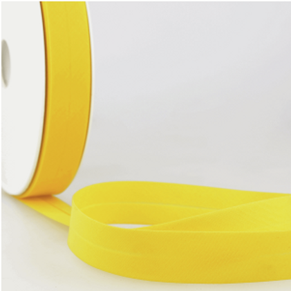 20mm Yellow Bias Binding