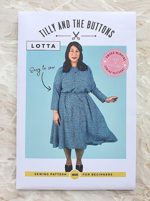 Tilly and the Buttons Pattern - Lotta