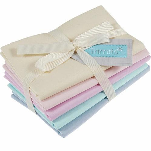 Trimits - Pastel - Fat Quarter Bundle