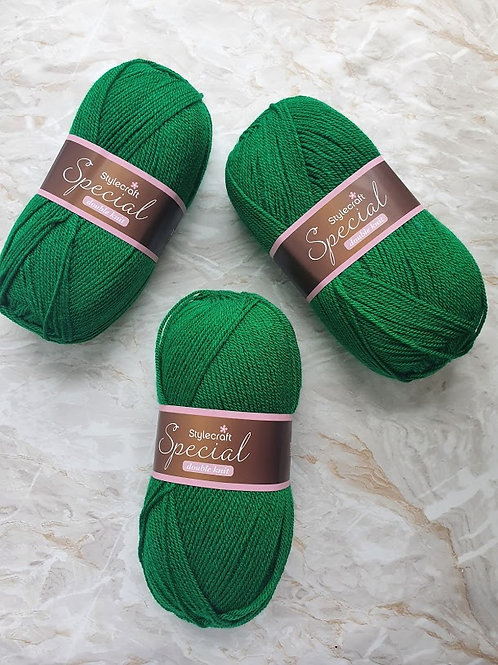Green Double Knit