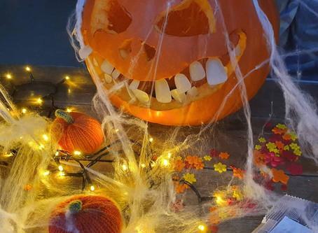 Halloween has arrived.........