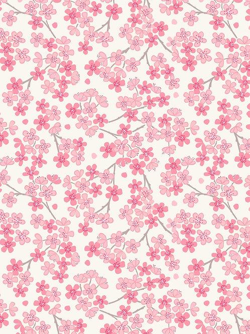 Spring Blossom - Per 0.5m