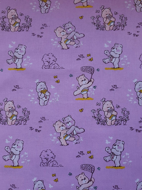 Care Bear Cheer and Share Purple - Per 0.5m