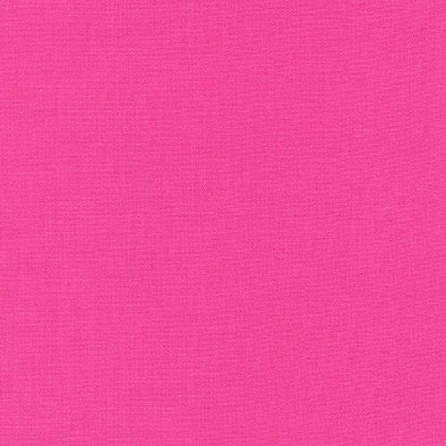Kona Solids - Bright Pink - Per 0.5m