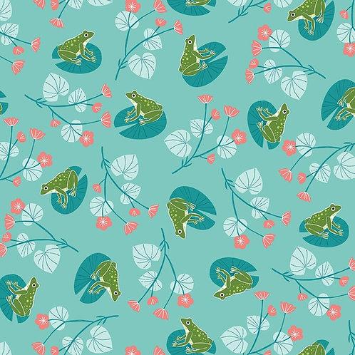 Dashwood Studio Rivelin Valley Frogs - Per 0.5m