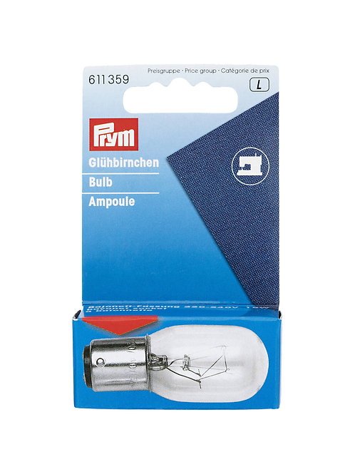 Prym Sewing Machine Bulbs