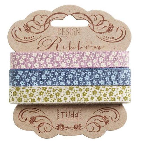 Tilda Ribbon - Floral