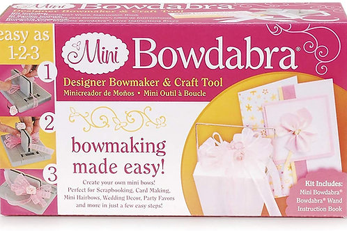 Mini Bowdabra Bow Making and Design Tool