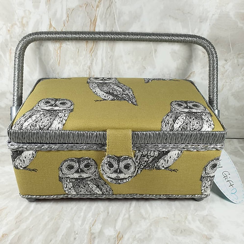 Sewing Box : Owlet