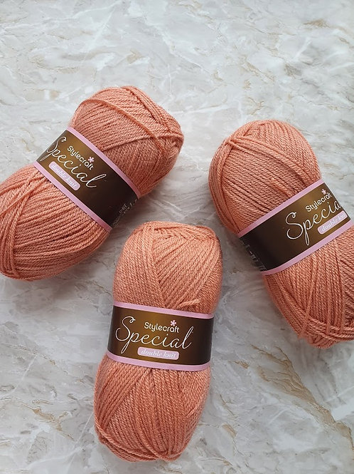 Vintage Peach - Stylecraft Special Double Knit