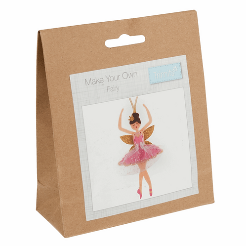 Felt Fairy Decoration Kit