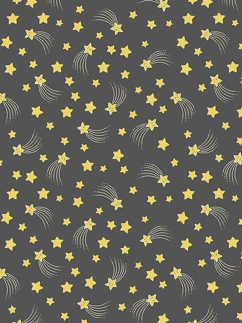 Happy Stars on Night Time - Per 0.5m