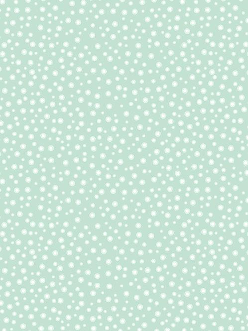 Glow Sparkles Mint - Per 0.5m