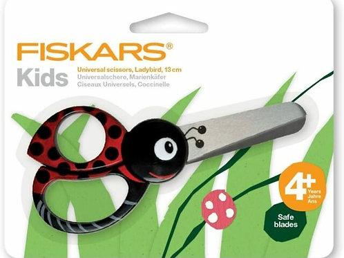 Fiskars Kids Scissors - Ladybird