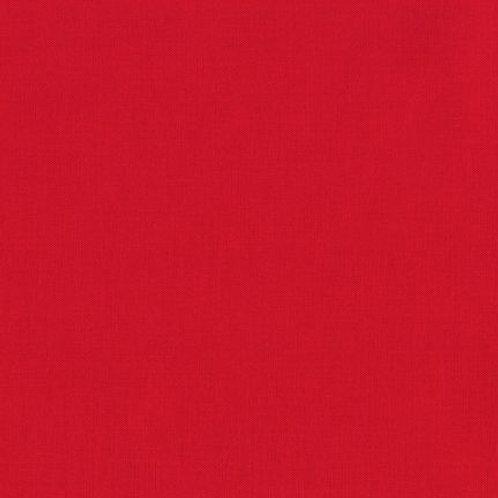 Kona Solid Red - Per 0.5m