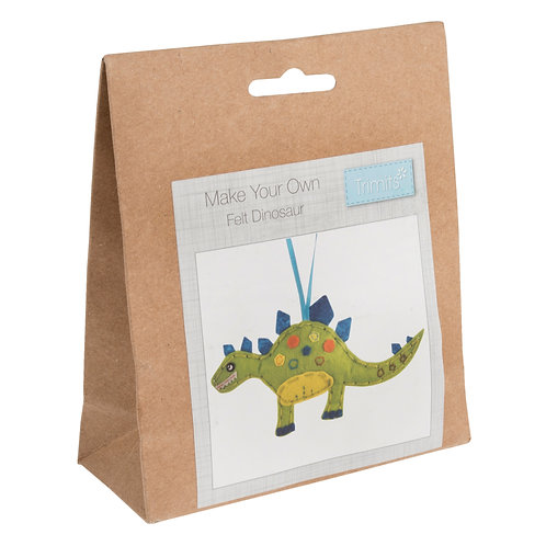 Trimits Felt Dinosaur Kit