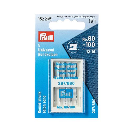 Prym Standard Sewing Machine Needles - Sizes 80 - 100
