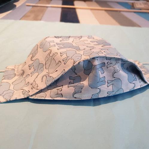 Handmade washable mask