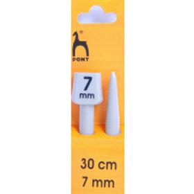 Pony Knitting Needles - 30cm x 7mm
