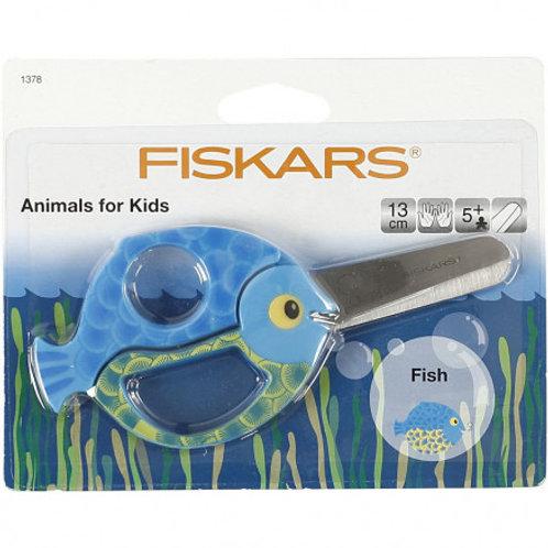 Fiskars Kids Scissors - Fish
