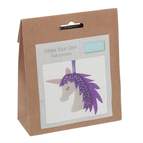 Trimits Felt Unicorn Kit