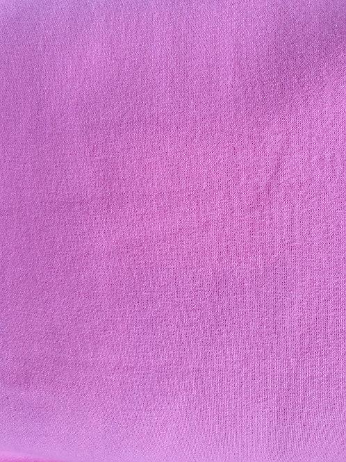 Pink Sweatshirt Jersey - Per 0.5m