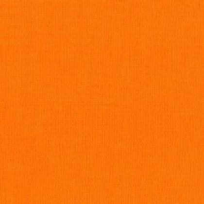 Kona Solid Clementine - Per 0.5m