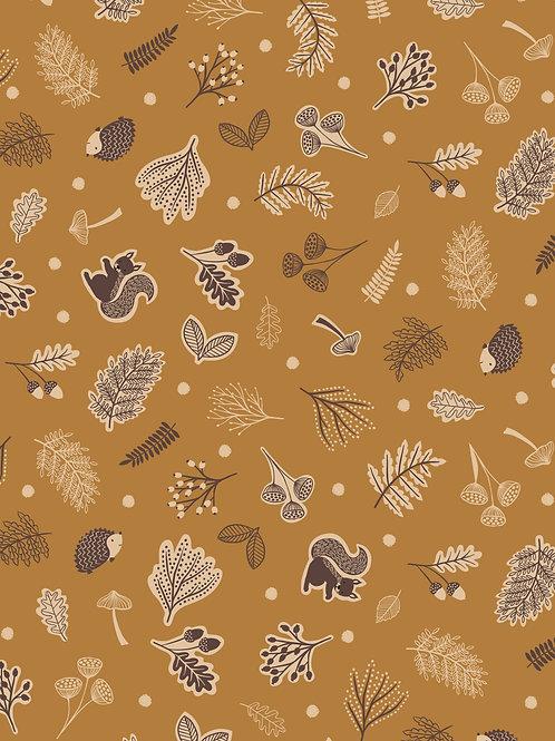 Scattered Autumn on Acorn - Per 0.5m