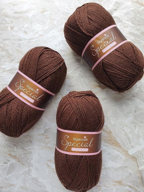 Walnut - Stylecraft Special Double Knit