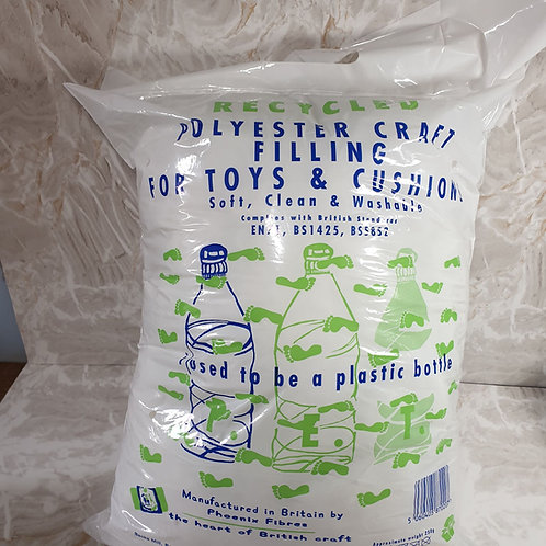 Recycled Toy Stuffing