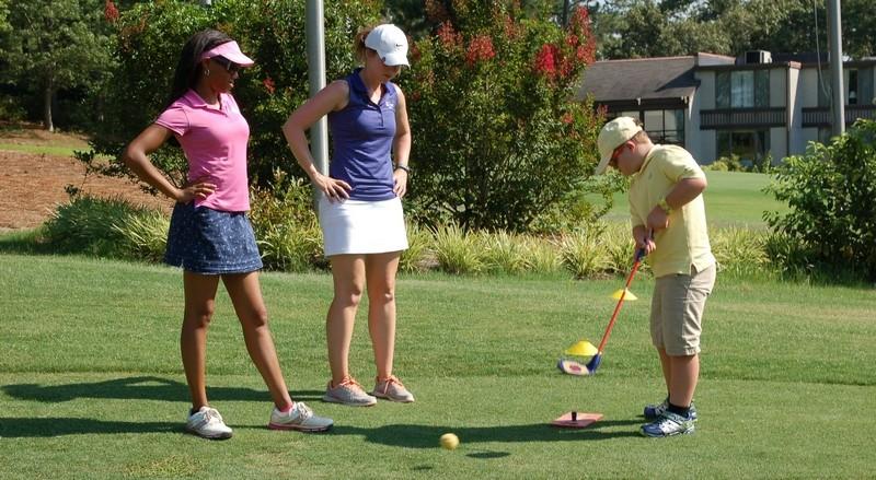 Buddy Golf Grant Proposal