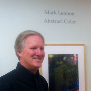 Mark Lennon, Abstract Color Solo Photography Show, AVA Gallery, January 2016