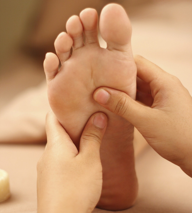 When was the last time you had a reflexology or massage treatment???