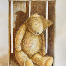 Ted Bear in a Box
