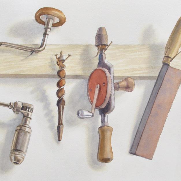 Treasured Tools