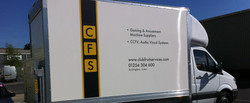 Vehicle Branding _ Clitheroe Lancashire _ 004