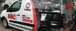 Commercial Vehicle Graphics _ Clitheroe, Lancashire _ 0019