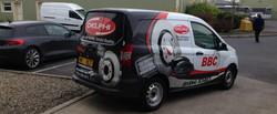 Commercial Vehicle Graphics _ Clitheroe, Lancashire _ 0017