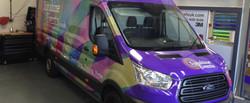 Commercial Vehicle Graphics _ Clitheroe, Lancashire _ 0020