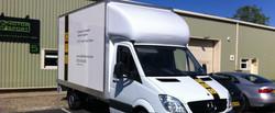 Vehicle Branding _ Clitheroe Lancashire _ 005