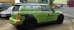 Commercial Vehicle Graphics _ Clitheroe, Lancashire _ 0013