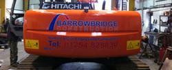 Vehicle Branding _ Clitheroe Lancashire _ 011
