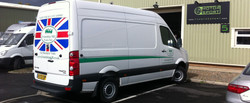 Vehicle Branding _ Clitheroe Lancashire _ 009