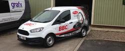 Commercial Vehicle Graphics _ Clitheroe, Lancashire _ 0016