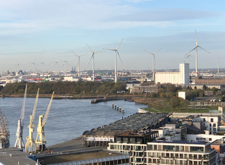 Antwerp: A Wind-powered Port City