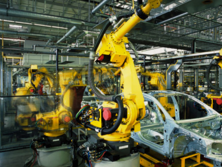 Industry 4.0: A New Era In Manufacturing