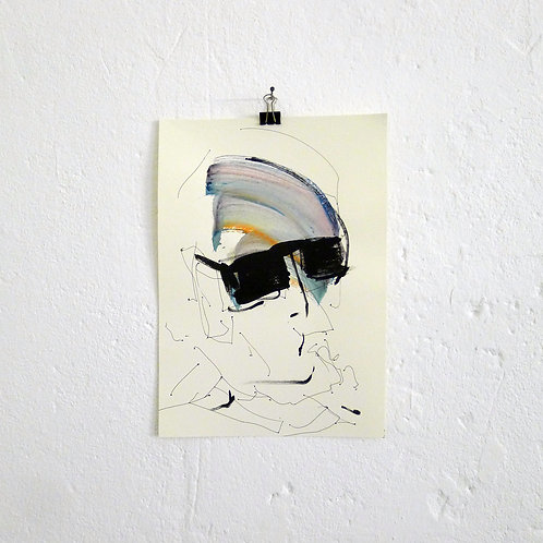 Unknown Face 03
