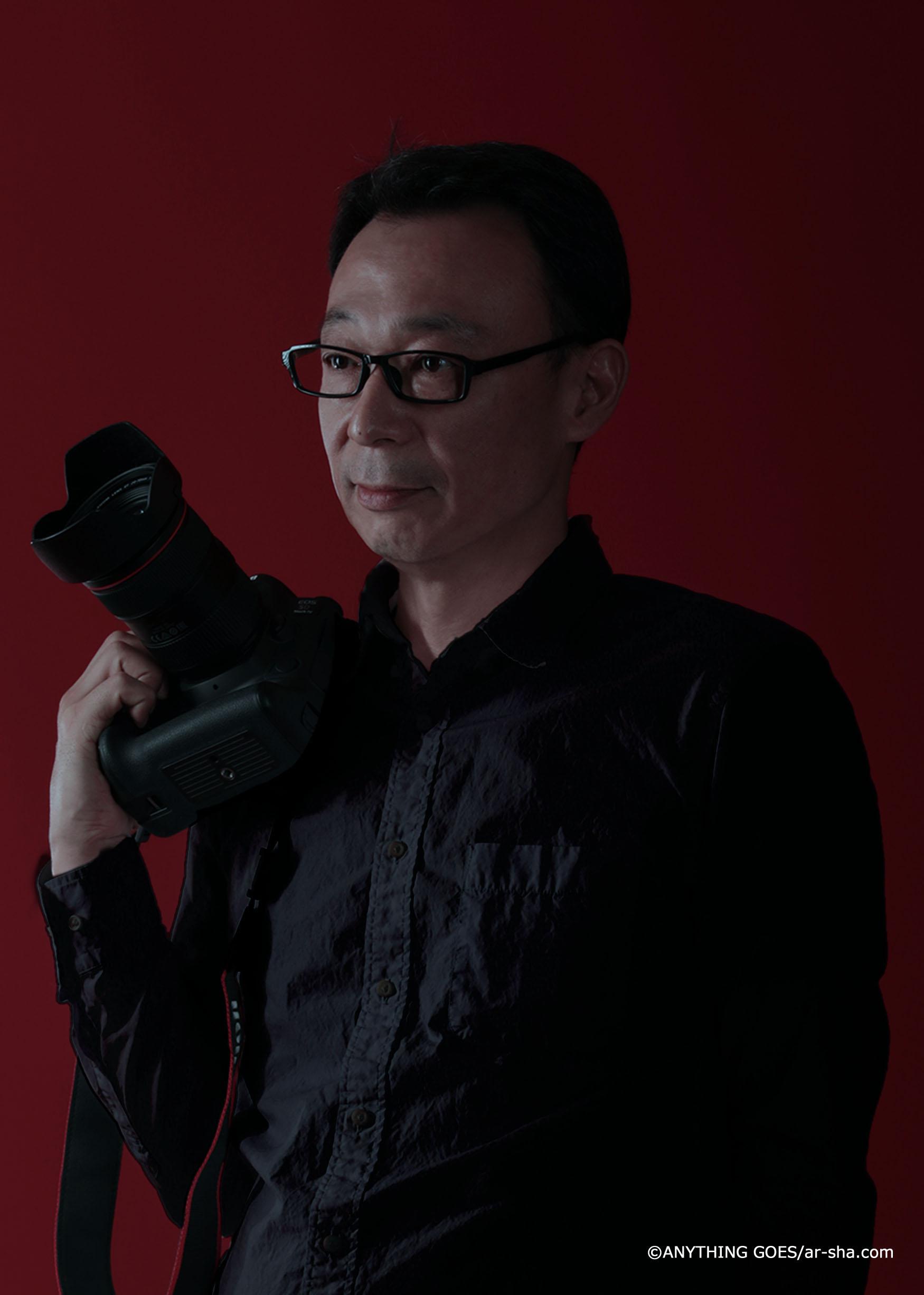 相澤一茂 (Photographer/designer)