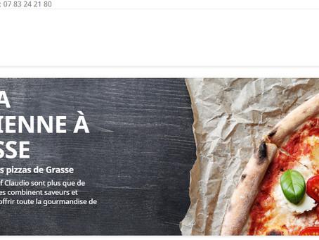 Pizza Grasse - La Casa Nostra