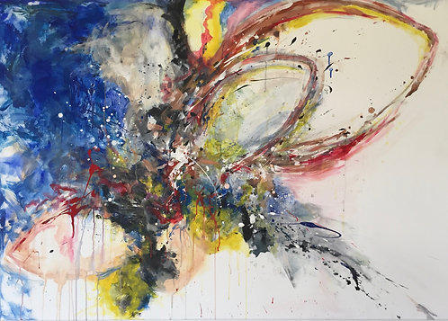 Acrylic on canvas 01